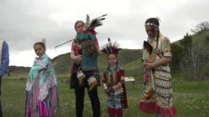 Buffalo Jmp Native Americans