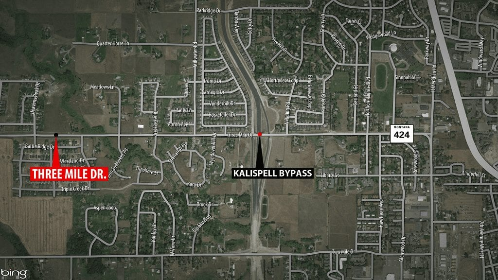 Child recovering after being hit by vehicle in Kalispell